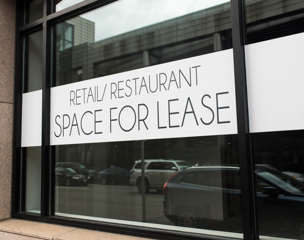 restaurant space for lease