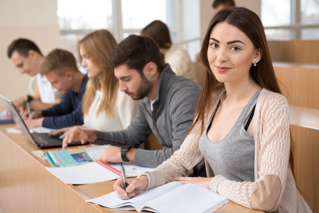 students inside a classroom