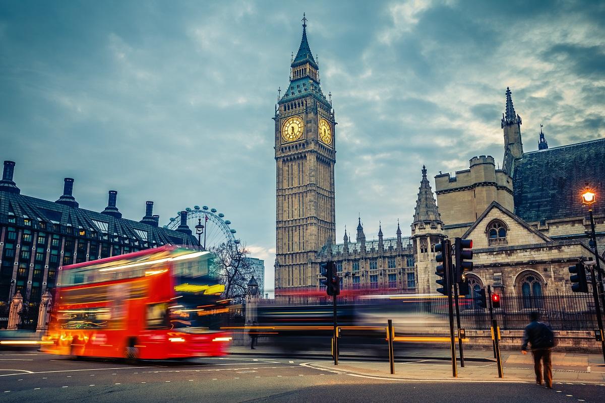 London tourist spot