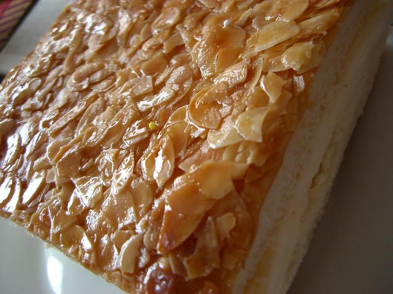 German dessert cake