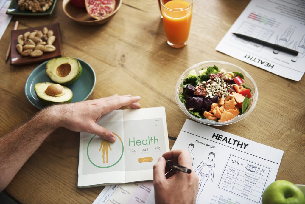 healthy lifestyle planning